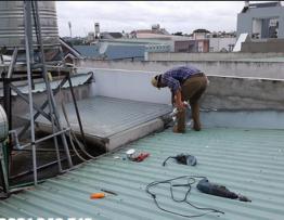 thợ sửa mái tôn - thợ làm mái tôn tại quận 12 - 0368115251